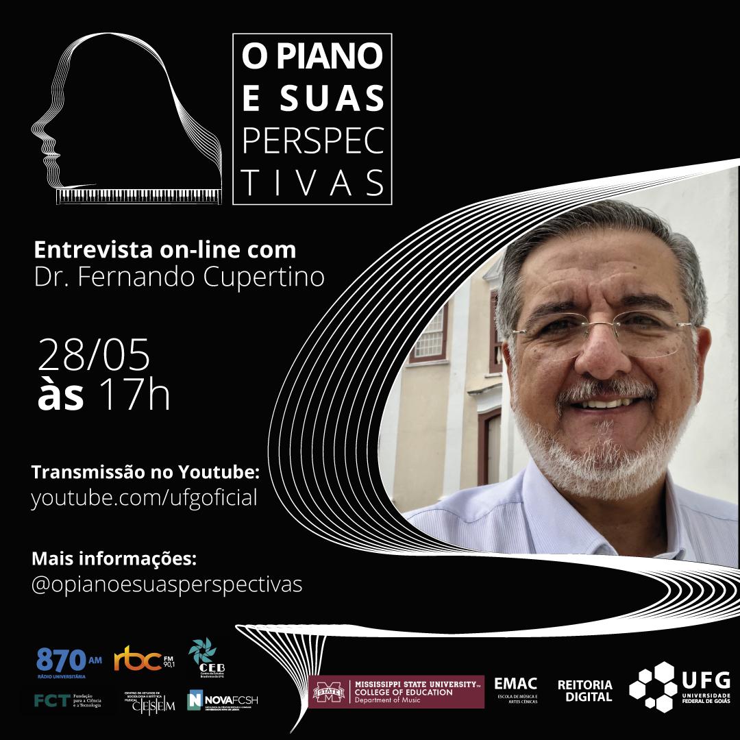 O Piano e Suas Perspectivas com Fernando Cupertino