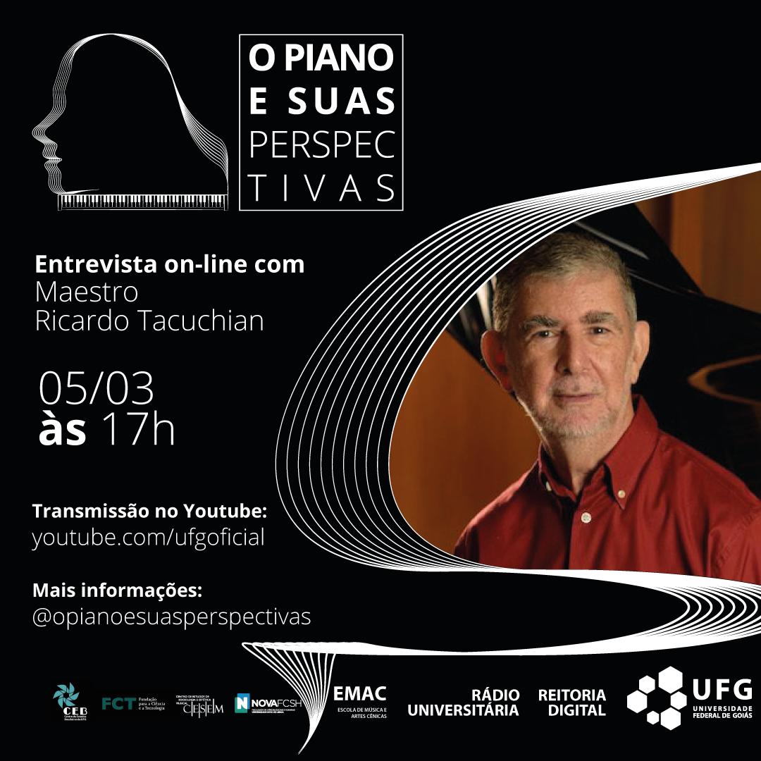 O Piano e Suas Perspectivas com Ricardo Tacuchian