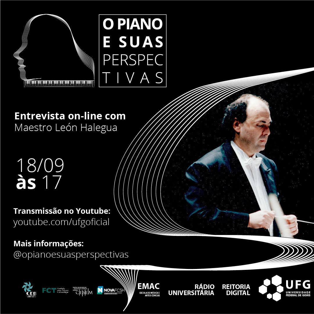 O Piano e suas Perspectivas León Halegua