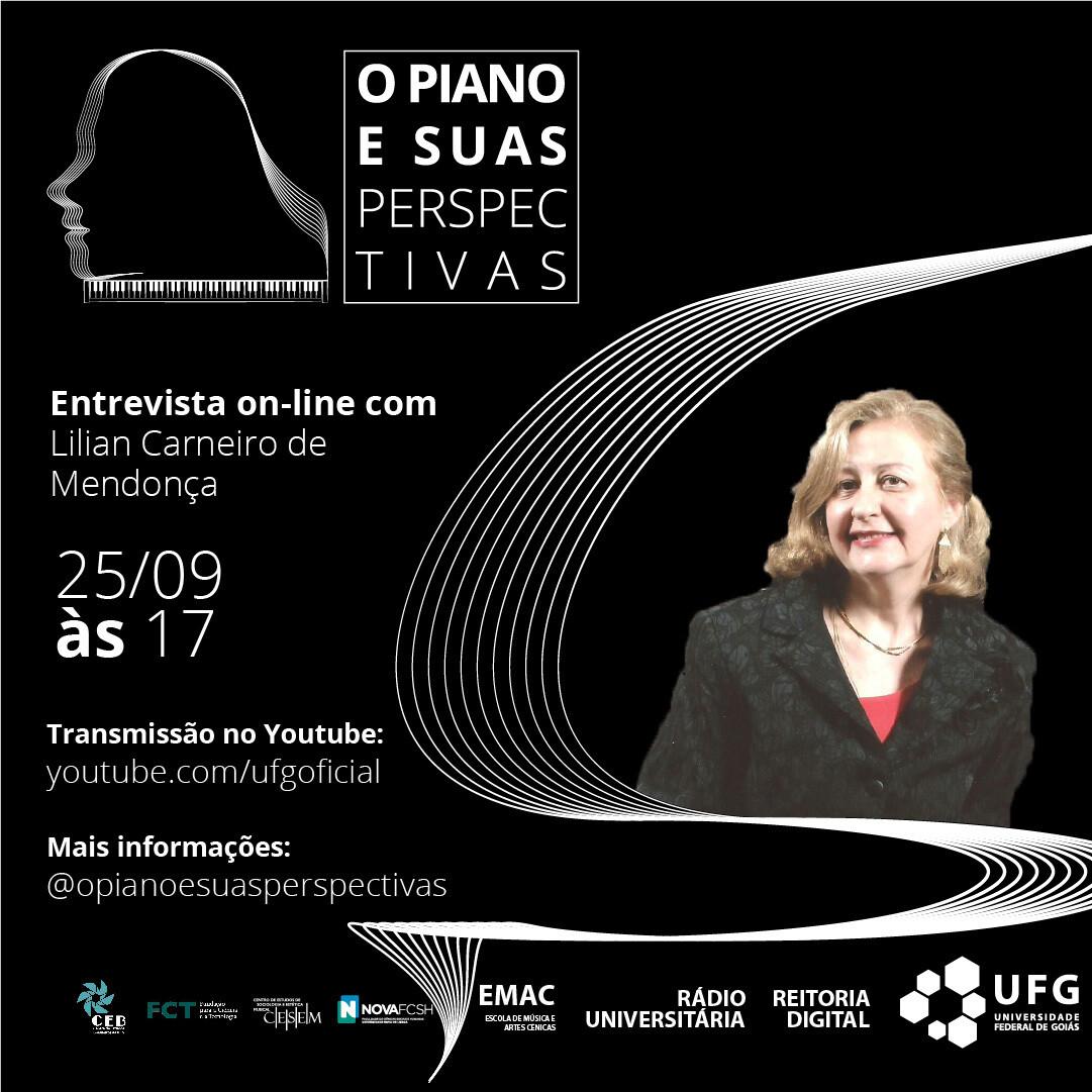 O Piano e suas Perspectivas Lilian Mendonça