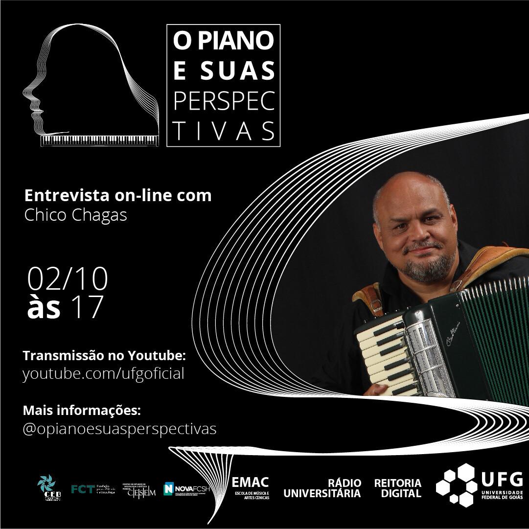 O Piano e suas Perspectivas com Chico Chagas