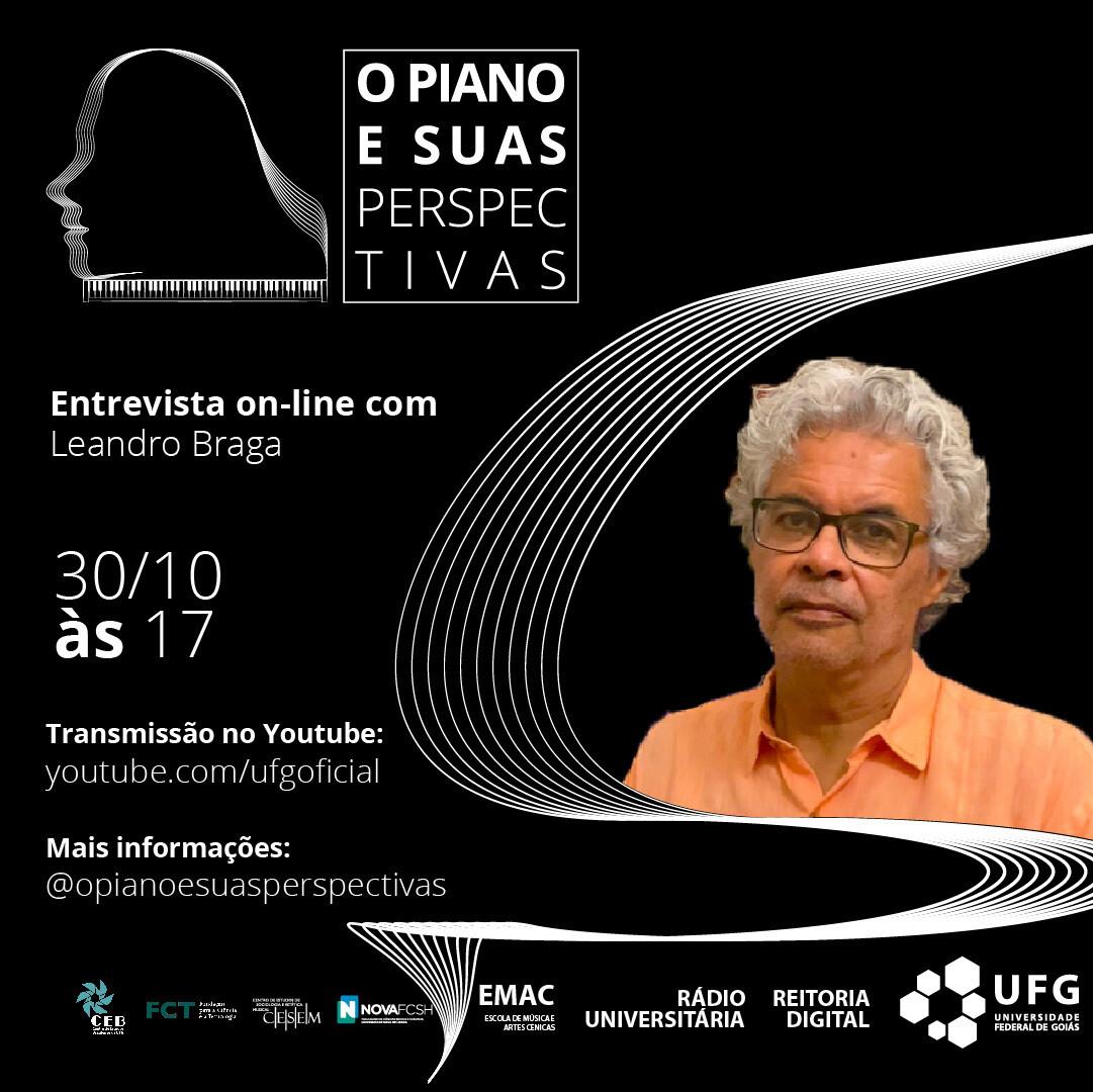 O Piano e suas Perspectivas com Leandro Braga