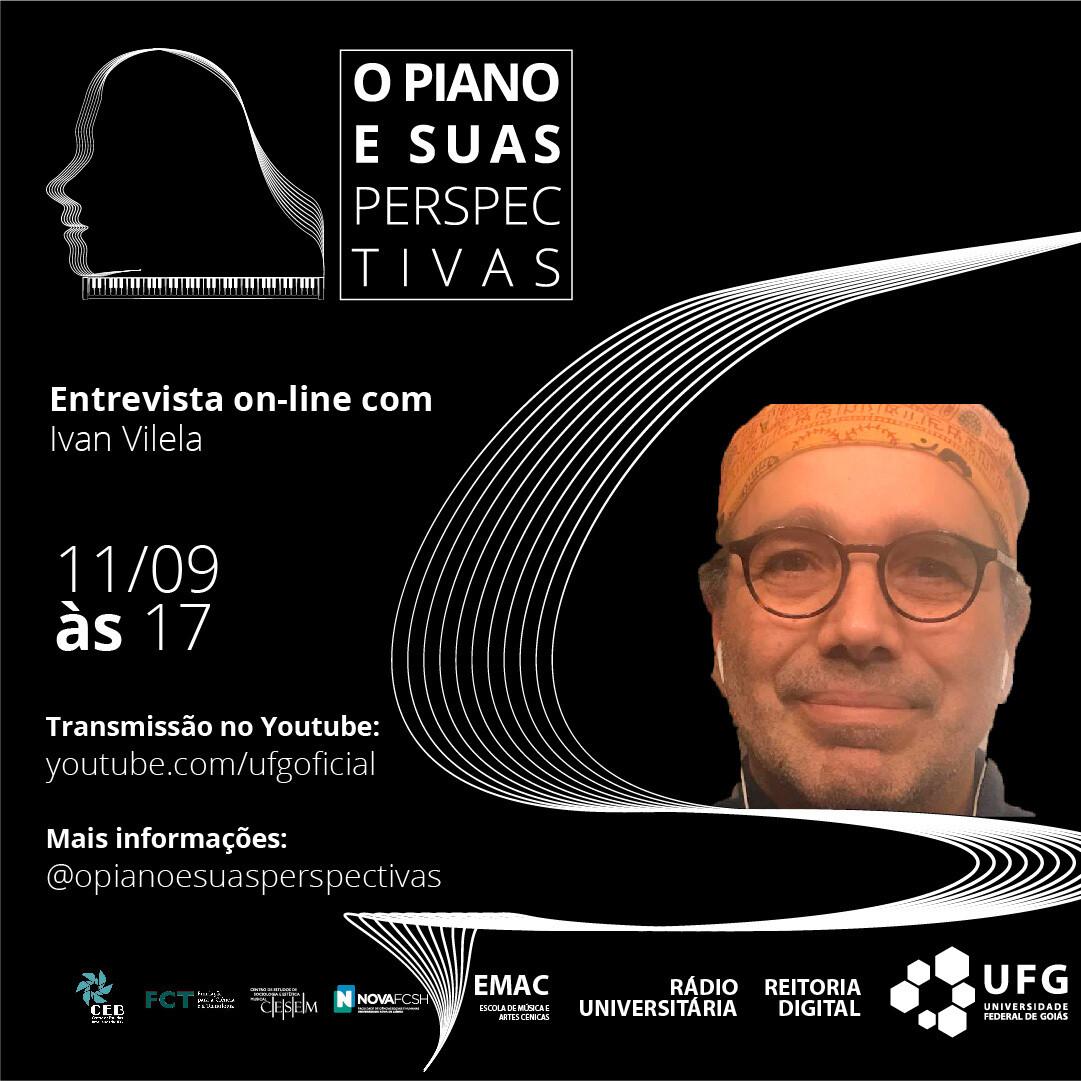 O piano e Suas Perspectivas com Ivan Vilela