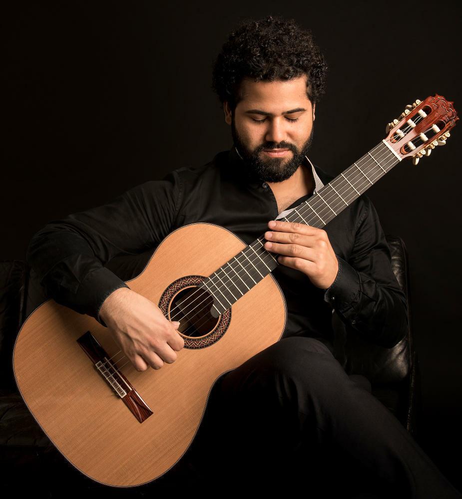 Pedro Aguiar - Violonista