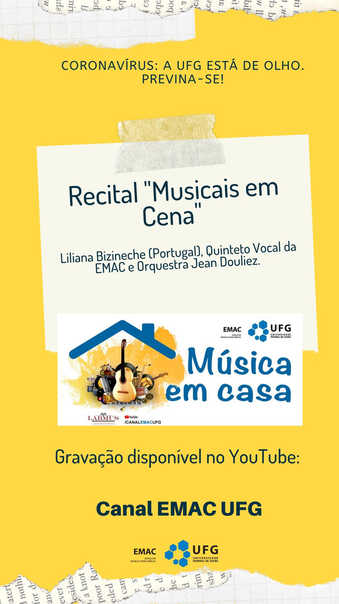 ana guiomar recital musicais em cena