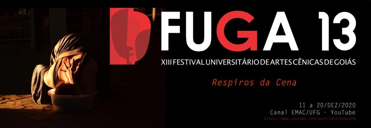 banner do FUGA 13