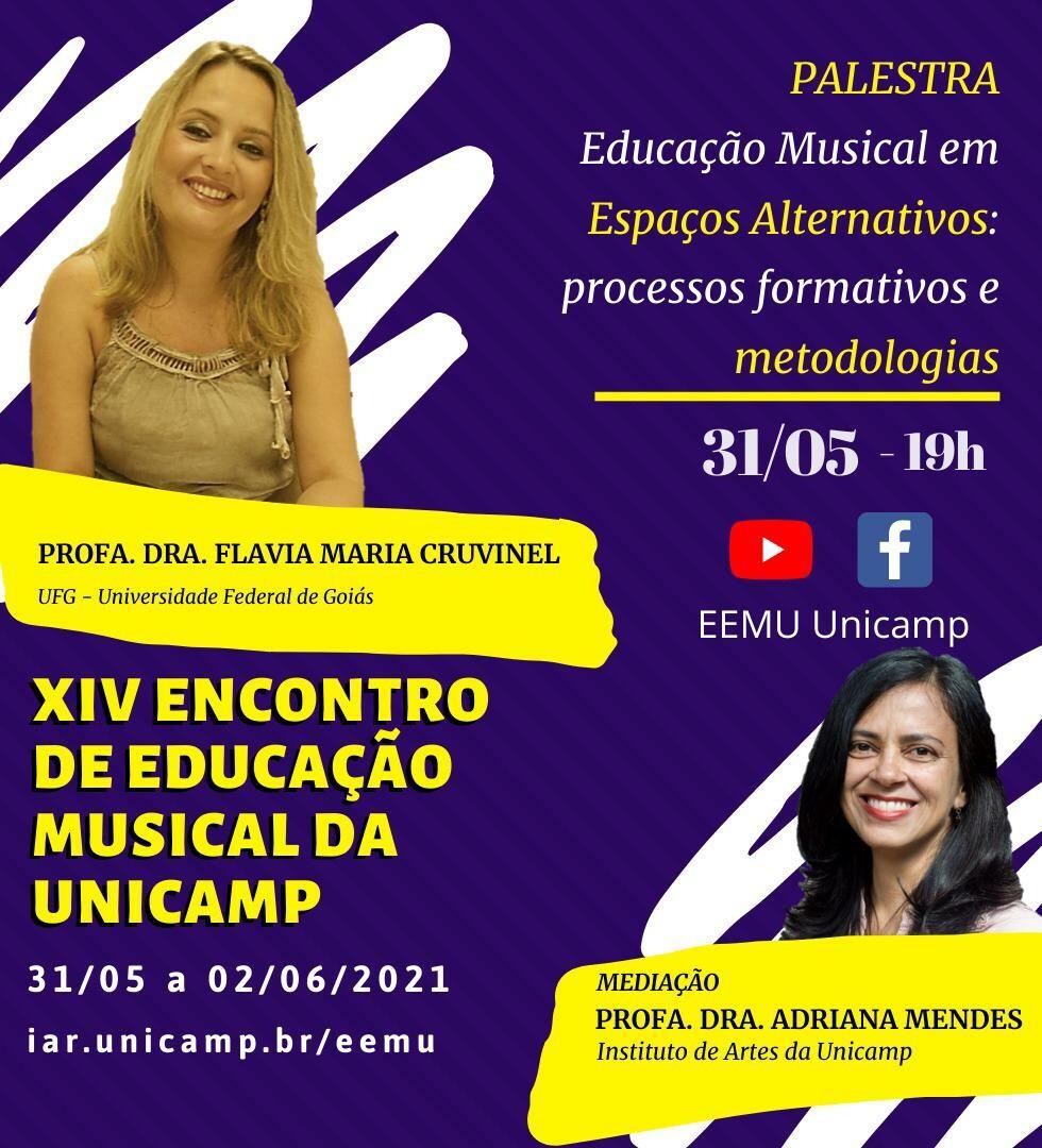 palestra Flavia Cruvinel Unicamp 31 abril 2021