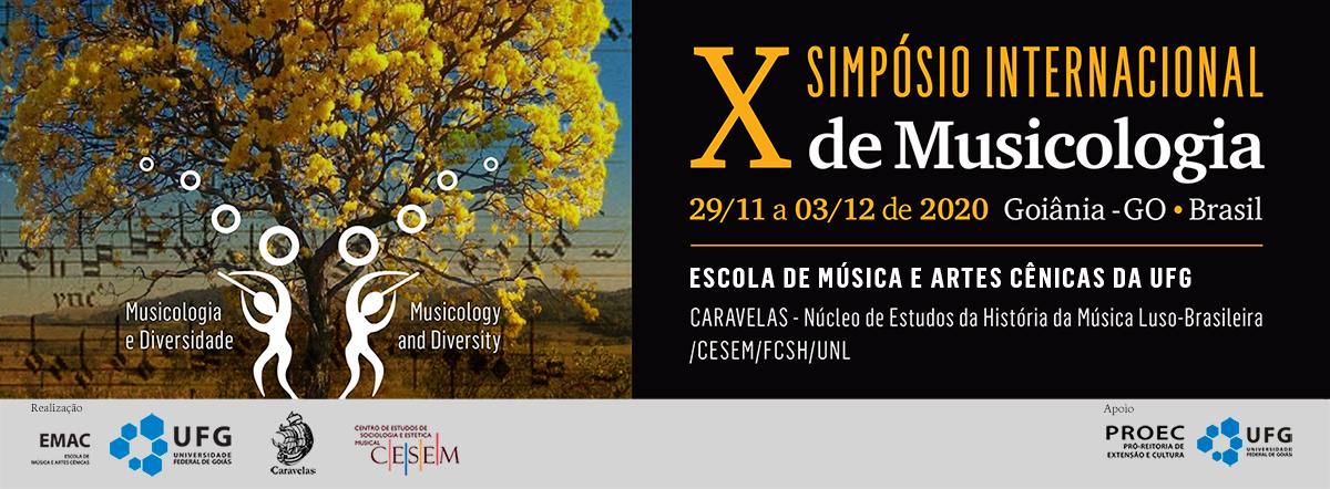 X SIMPOSIO INTERNACIONAL DE MUSICOLOGIA