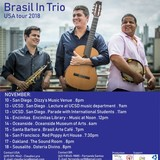 Brasil in Trio - USA Tour2018v2