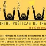 Poéticas do Inanimado 2021 - CARD