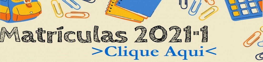 Matrículas Online - 2021/1.2