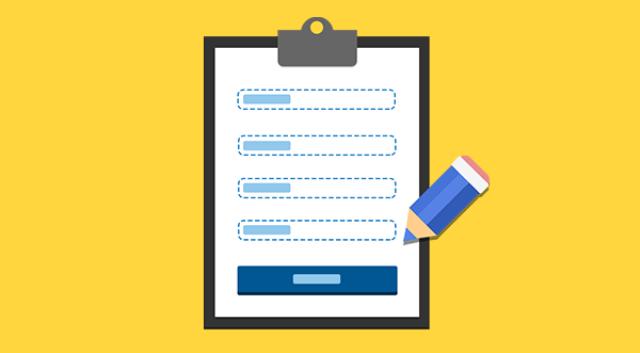 Formulário Exame de Nível | Letras Cl