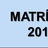MATRICULAS2016