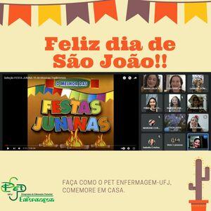 24/06/2021 - DIA DE SÃO JOÃO