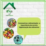 Coronavírus e Alimentos
