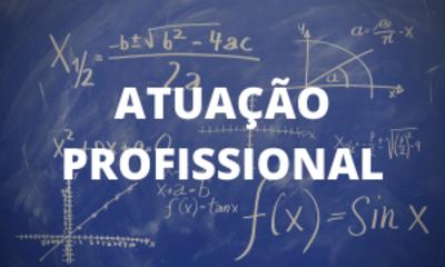 Atuação profissional - espaço das profissões