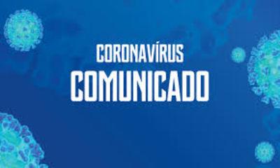Coronavirus - Comunicado