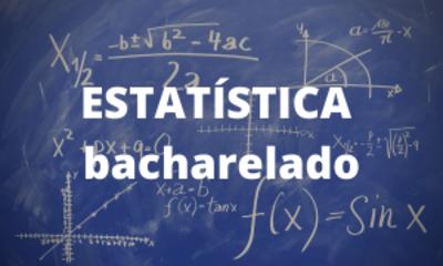 Estatística - bacharelado