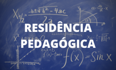 Capa - Residência Pedagógica