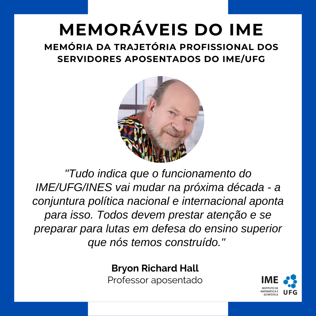 Memoráveis do IME - Bryon