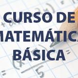 Curso de Matemática Básica 2020