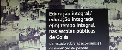 Relatório Educação Integral - Profª. Valdeniza