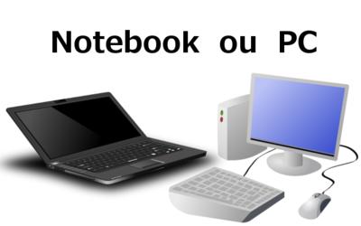 computador ou notebook