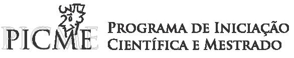 O PICME é coordenado em nível nacional pelo Instituto de Matemática Pura e Aplicada - IMPA e ofertado por Programas de Pós-Graduação em Matemática de diversas universidades espalhadas pelo país.