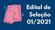Publicação edital 01/2021