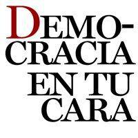 Democracia en tu cara