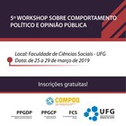 Workshop 2018 Cartaz