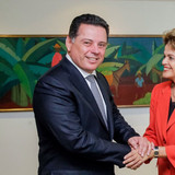 Marconi e Dilma