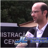 Diretor Alessandro Martins