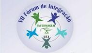 VII Fórum de Integração do Curso de Enfermagem logo