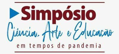 simposiociencia, arte e educação2020LOGO