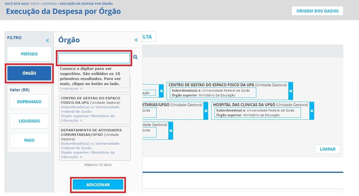 Portal da Transparência_Despesas 3