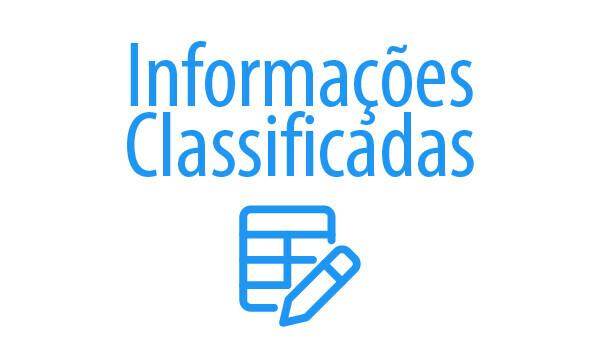 Informações Classificadas
