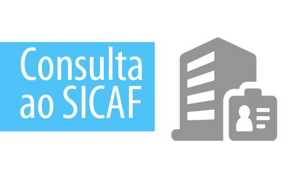 CONSULTA AO SICAF (ARTE)