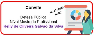 Convite Kelly de Oliveira