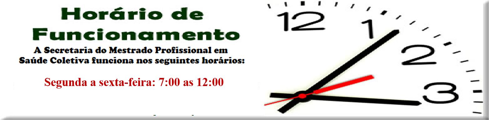 Horario de funcionamento_secretaria PPGSC
