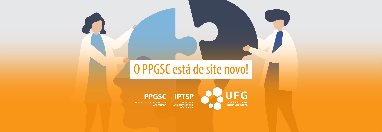Novo site do PPGSC