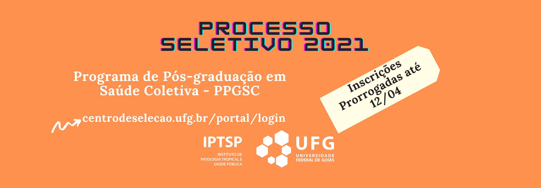 prorrogação de inscrição ppgsc