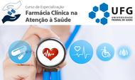 Edital de inscrição para Curso Farmácia Clínica na Atenção à Saúde
