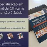 Docentes do curso de especialização em farmácia Clínica na Atenção à Saúde colocam toda sua experiência no livro que fala sobre técnicas e métodos clínicos farmacêuticos.