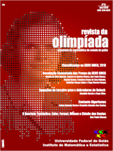 Revista da Olimpíada 14