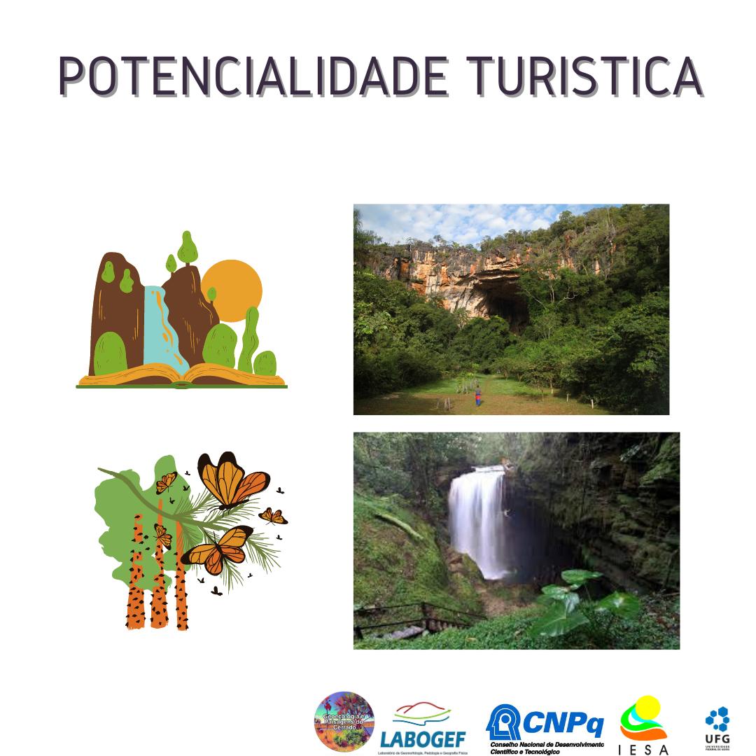Potencialidade Turística