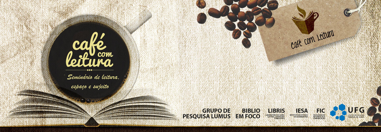 banner café com leitura