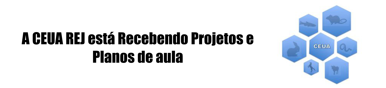 Recebimento de projetos CEUA