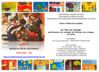 Flyer Sonaly Torres