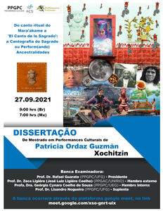 Flyer Patricia Ordaz